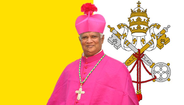Most.Rev.Thomas Paulsamy D.D